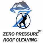 zero pressure cleaning Logo