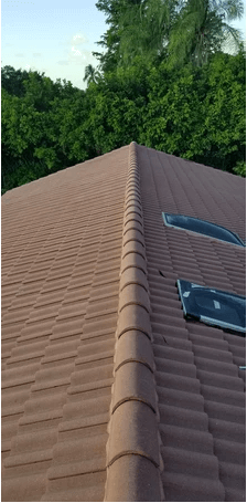 Roof Cleaning South Florida