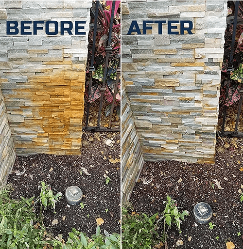 Rust Stain Removal Miami