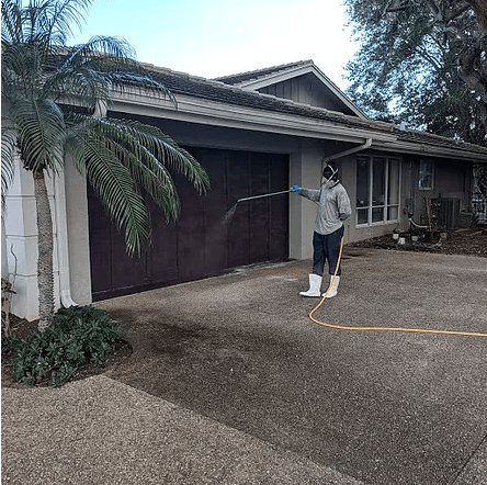 Driveway Cleaning South Florida