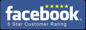 Facebook Customer Rating